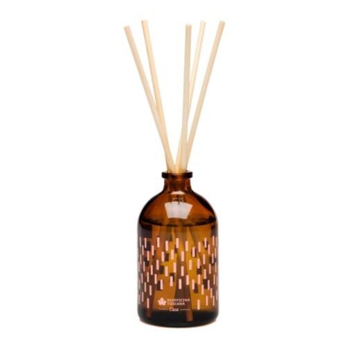 Biofficina Toscana Vonný difuzér s energizující vůní (Natural Aromatherapy Home Fragrances - Energizing Blend) 100 ml