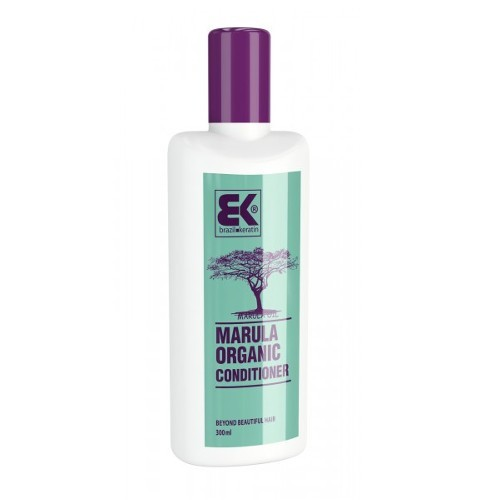 Brazil Keratin BIO keratinový kondicionér s marulovým olejem pro všechny typy vlasů (Marula Organic Conditioner) 300 ml