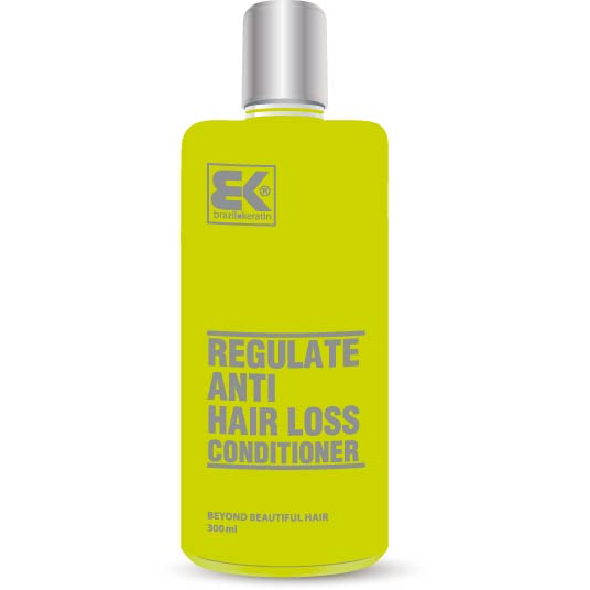 Brazil Keratin Kondicionér s keratínom proti vypadávaniu vlasov (Regulate Anti Hair Loss Conditioner) 300 ml