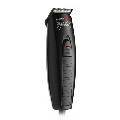 BaByliss PRO Mini kontúrovacou zastrihávač vlasov a fúzov Big Shot Mini  Clipper FX821E bb03b659da8
