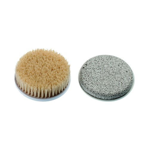 Bellissima Náhradná sada 2 hlavíc Wet & Dry pre Rotačný vibračný prístroj na revitalizáciu pokožky tela 5100 (Refill Kit 5178)