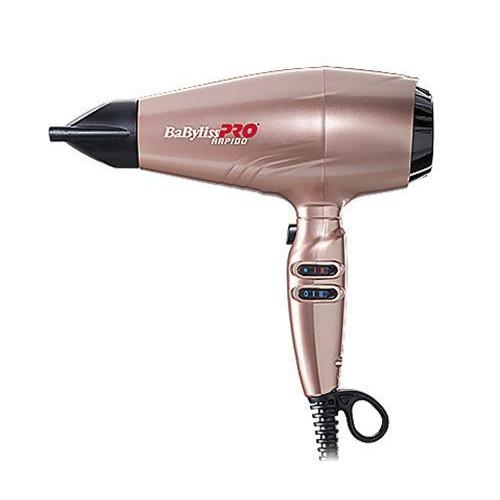 BaByliss PRO Profesionální ionizační fén na vlasy Rapido 2200 W BAB7000IRGE