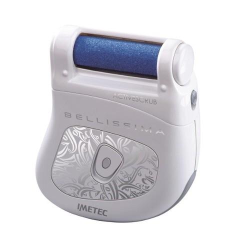 Bellissima Rotační elektronický odstraňovač ztvrdlé kůže na nohách 5412 Sensitive Beauty Active Scrub Imetec