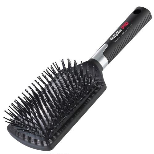 BaByliss PRO Velký plochý rozčesávací kartáč na vlasy BABNB2E