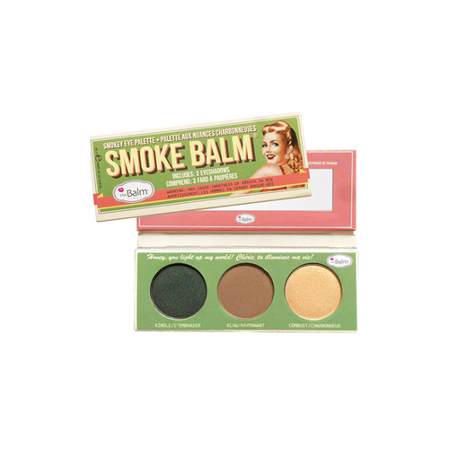 TheBalm Smoke Balm Volume 1 paletka očních stínů 10,2 g