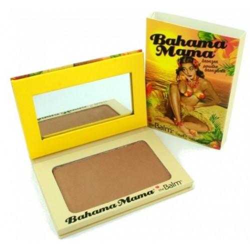 TheBalm Bronzer, stíny a konturovací pudr Bahama Mama 6,3 g