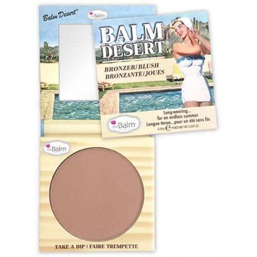 TheBalm Bronzer a tvářenka Balm Desert 6,6 g