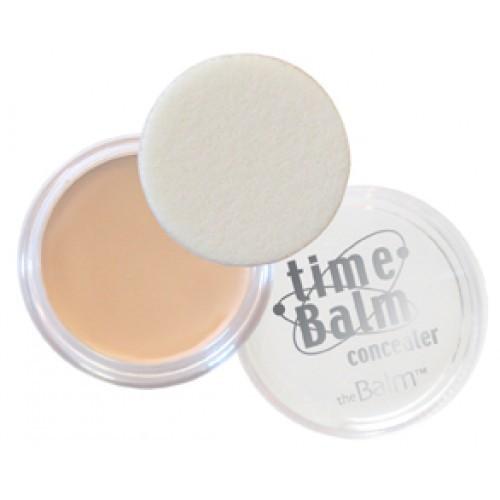 TheBalm Krémový korektor proti tmavým kruhům TimeBalm Concealer 7,5 g Light/Medium