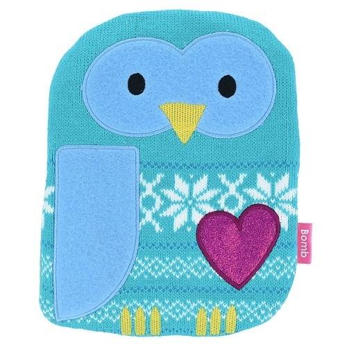 Bomb Cosmetics Nahřívací polštářek Sovička Olivia the Owl (Heating Pad)