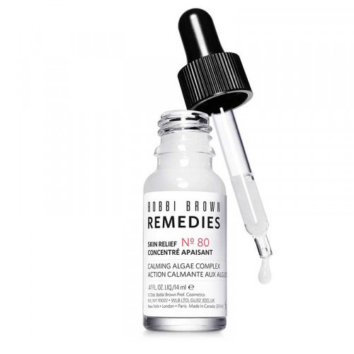 Bobbi Brown Pleť ové sérum pre citlivú pokožku Remedies Skin Relief (Calming Algae Complex) 14 ml