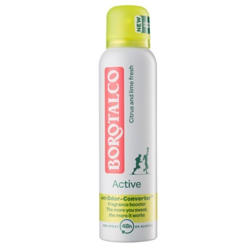 Borotalco Deodorant ve spreji s citrusovou vůní Active 150 ml