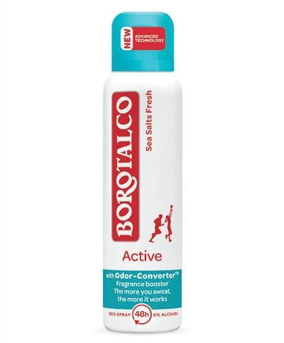 Borotalco Active Sea Salt antiperspirant deospray 150 ml