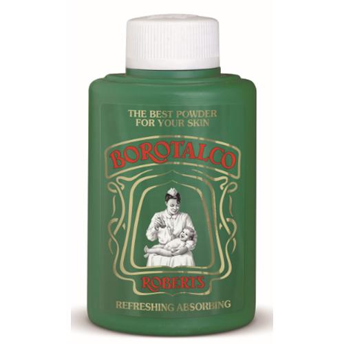 Borotalco Tělový pudr s přírodním mastkem Talcum 100 g