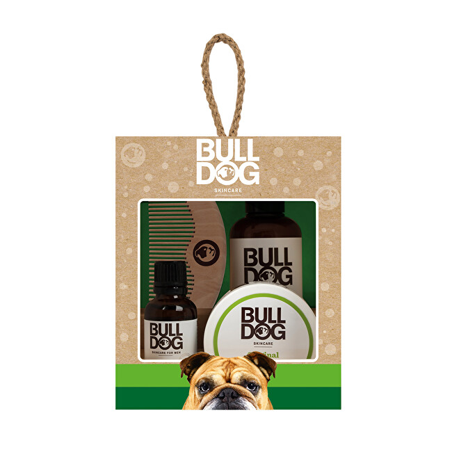 Bulldog Dárková sada Ultimate Beard Care Kit