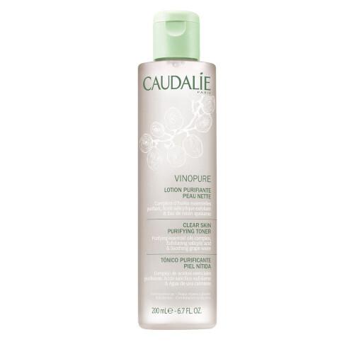 Caudalie Jemné čisticí tonikum pro smíšenou až mastnou pleť (Clear Skin Purifying Toner) 200 ml