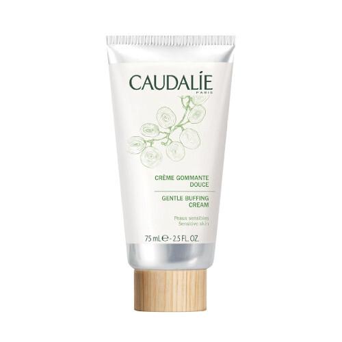 Caudalie Jemný exfoliační krém pro citlivou pleť (Gentle Buffing Cream) 75 ml