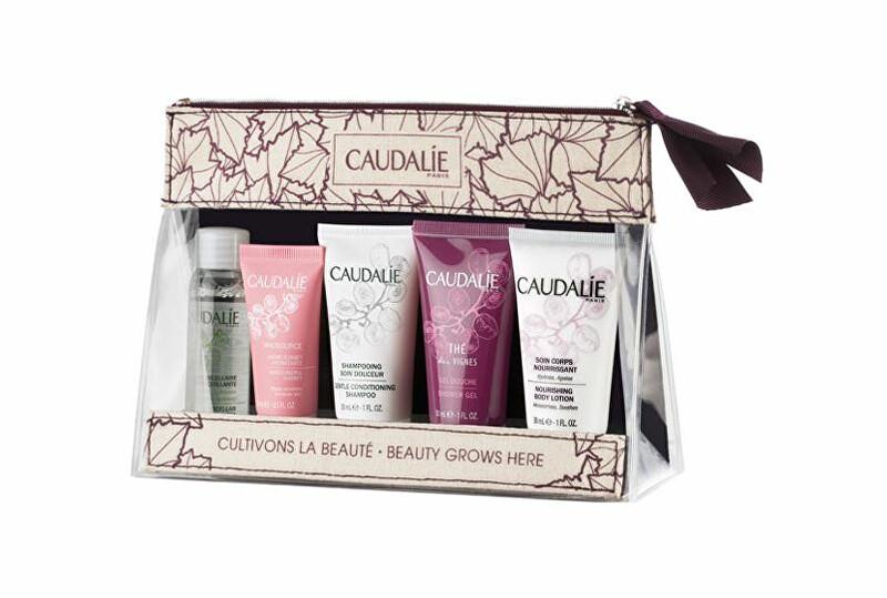 Caudalie Vánoční dárková sada hydratační kosmetiky (Xmass Set Trousse Decouverte)