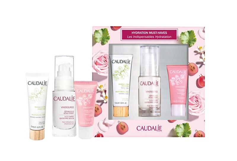 Caudalie Sada pleťové kosmetiky s patentovanou technologií Vinosource (Coffret Hydratation Set)