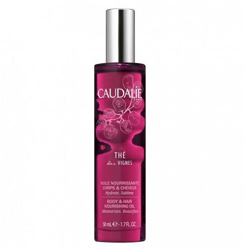 Caudalie Výživný olej na tělo a vlasy Thé Des Vignes (Body & Hair Nourishing Oil) 50 ml
