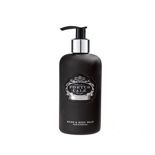 Castelbel Vyživujúce umývací gél na telo a tekuté mydlo pre mužov Black Edition (Hand & Body Wash) 300 ml