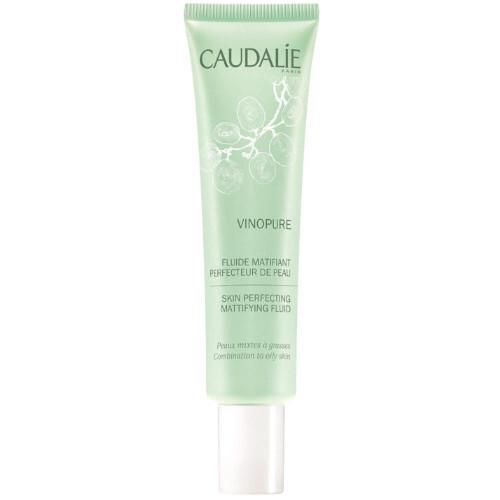 Caudalie Zmatňujúci fluid pre zmiešanú až mastnú pleť Vinopure (Skin Perfecting Mattifying Fluid) 40 ml