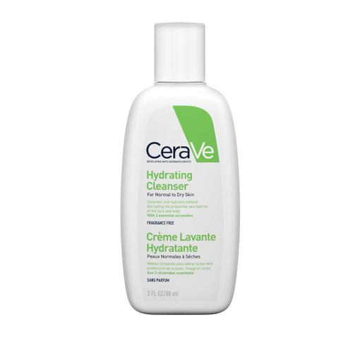 CeraVe Čisticí emulze s hydratačním účinkem (Hydrating Cleanser) 88 ml
