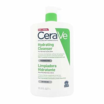CeraVe Sprchová emulze s hydratačním účinkem (CeraVe Cleansers) 1000 ml