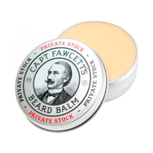 Captain Fawcett Balzám na plnovous Private Stock (Beard Balm) 60 ml