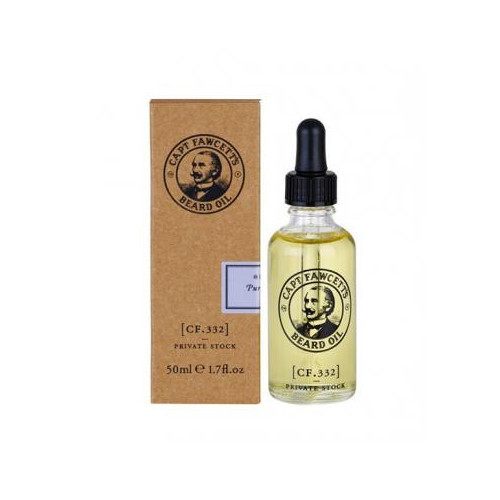 Captain Fawcett Olej na bradu Private Stock 50 ml