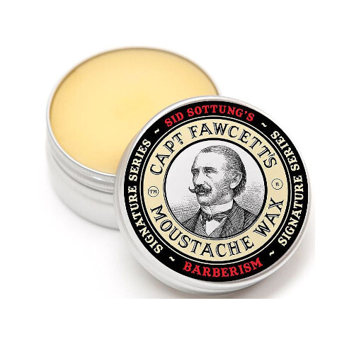 Captain Fawcett Vosk na knír Barberism (Moustache Wax) 15 ml