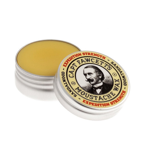 Captain Fawcett Vosk na fúzy Expedition Strength (Moustache Wax) 15 ml
