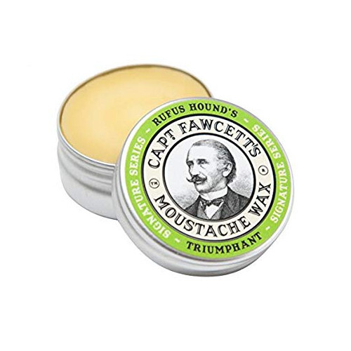 Captain Fawcett Vosk na knír Triumphant Moustache Wax 15 ml