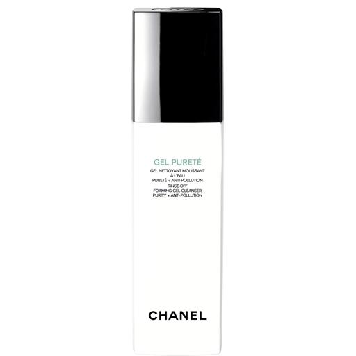 Chanel Gel de curatare pentru ten combinat si grasGel Pureté (Rinse-Off Foaming Gel Cleanser) 150 ml