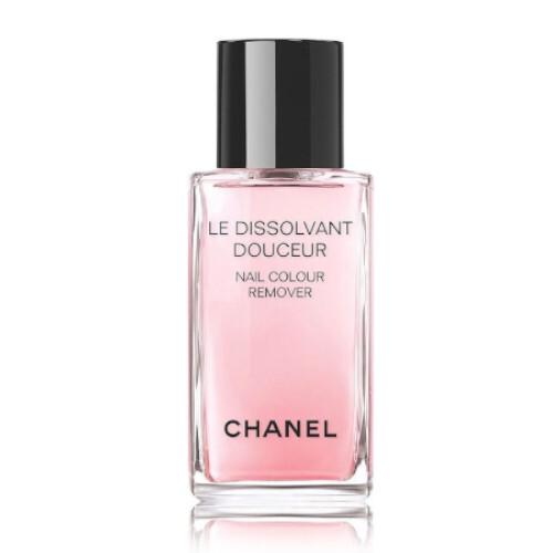 Chanel Odlakovač na nehty s arganovým olejem Le Dissolvant Douceur (Nail Colour Remover) 50 ml