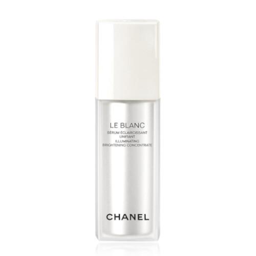 Chanel Rozjasňujúce pleťové sérum proti pigmentovým škvrnám Le Blanc (Illuminating Brightening Concentrate ) 30 ml