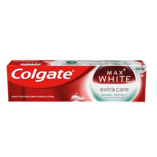 Colgate Bělicí zubní pasta Max White Extra Care Enamel 75 ml
