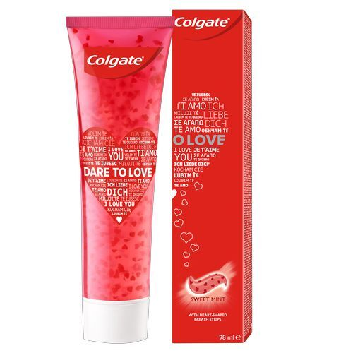 Colgate Zubná pasta Dare to Love 98 ml