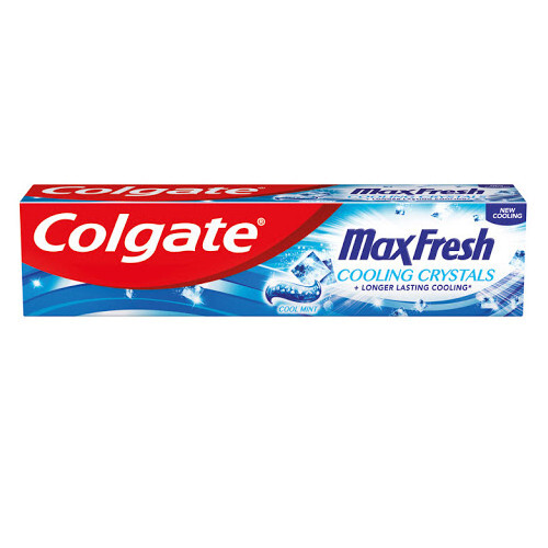 Colgate Zubná pasta Max Fresh Cooling Crystals 125 ml