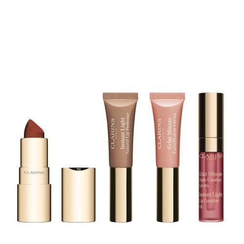 Clarins Dárková sada dekorativní kosmetiky (Beautiful Lips)
