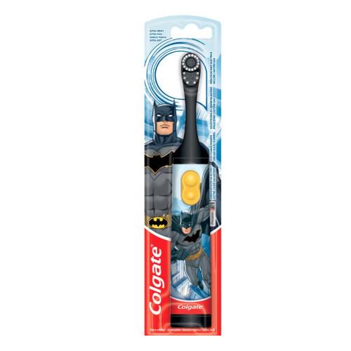Colgate Dětský zubní kartáček bateriový Batman