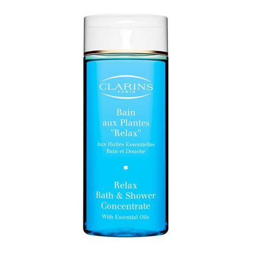 Clarins Relaxační bylinná koupel Relax (Relax Bath & Shower Concentrate) 200 ml