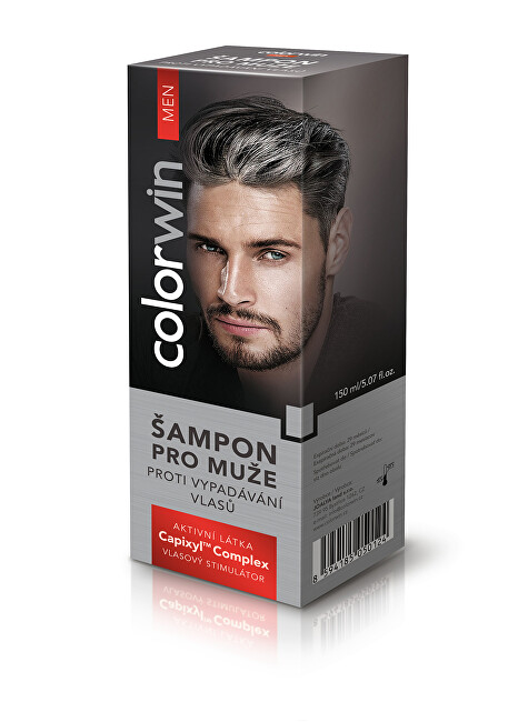 Colorwin Šampon pro muže proti vypadávání vlasů 150 ml