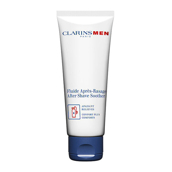Clarins Upokojujúci balzam po holení (Men After Shave Soother) 75 ml