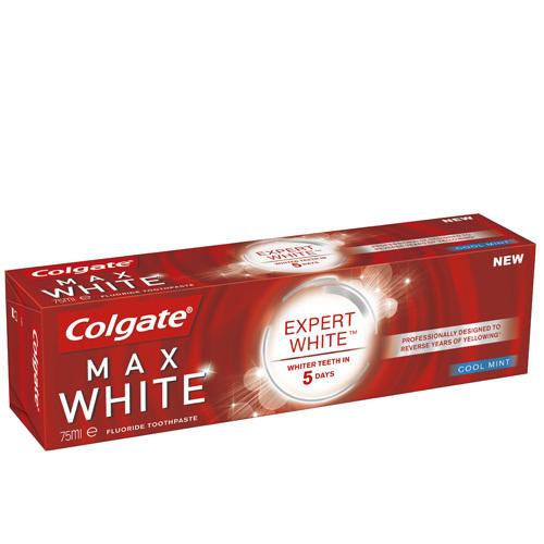 Colgate Zubní pasta Max White Expert White Cool Mint 75 ml