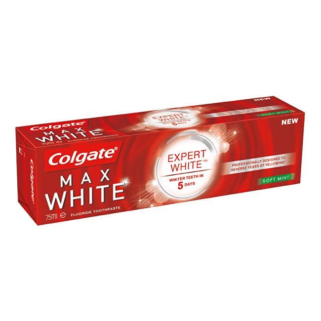 Colgate Bělicí zubní pasta Max White Expert White 75 ml