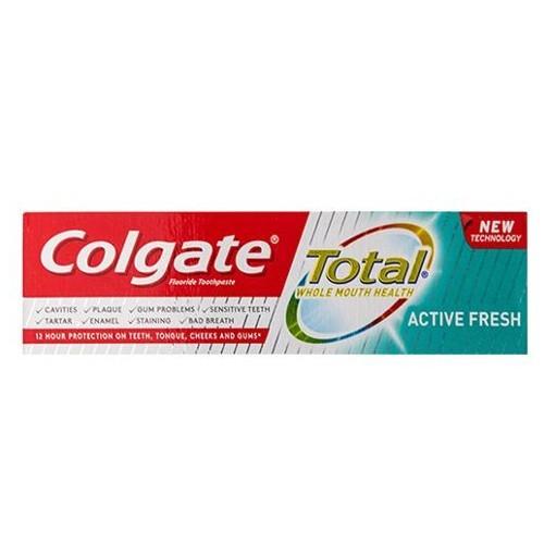 Colgate Zubní pasta pro kompletní ochranu Total Active Fresh 75 ml