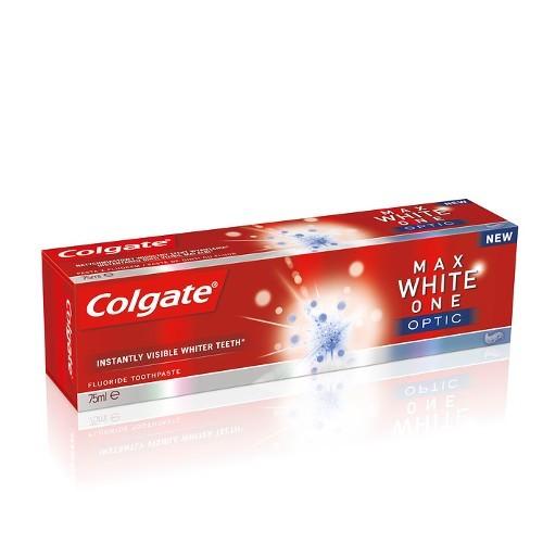 Colgate Zubní pasta proti pigmentovým skvrnám Max White One Optic 75 ml