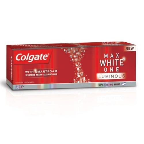 Colgate Zubní pasta proti zubnímu kameni Max White One Luminous 75 ml