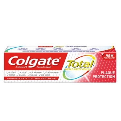 Colgate Zubní pasta proti zubnímu plaku Total Plaque Protection 75 ml
