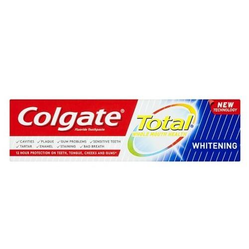 Colgate Zubní pasta s bělicím účinkem Total Whitening 75 ml